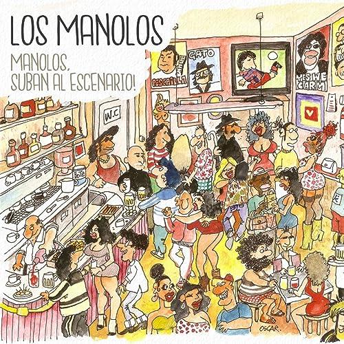 El Ventilador de Los Manolos, Los Delinqüentes & Tomasito en Amazon Music - Amazon.es