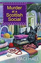 Murder at a Scottish Social (A Scottish Shire Mystery Book 3)