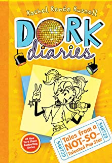 Dork Diaries 3, 3: Tales from a Not-So-Talented Pop Star