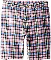Linen Dress Shorts (Toddler/Little Kids/Big Kids)