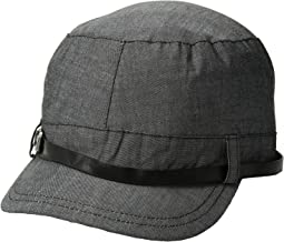 Chambray Cap w/ Buckle Band