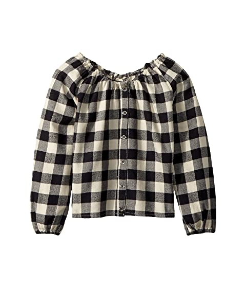 For the Mountains Woven Top (Little Kids/Big Kids)