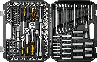 comprar comparacion Bohell SH215 - Maletín con juego de llaves de vaso y otras herramientas, 215 piezas