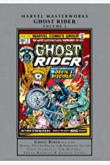 Ghost Rider Masterworks Vol. 2 (Ghost Rider (1973-1983)) Kindle Edition