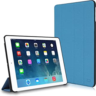CaseCrown Omni Case (Blue) for Apple iPad Air with Sleep / Wake Feature & Multi-Angle Viewing Stand