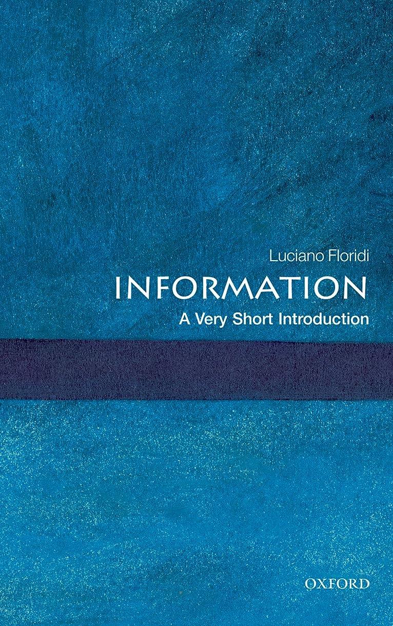 果てしないイースター他の日Information: A Very Short Introduction (Very Short Introductions) (English Edition)