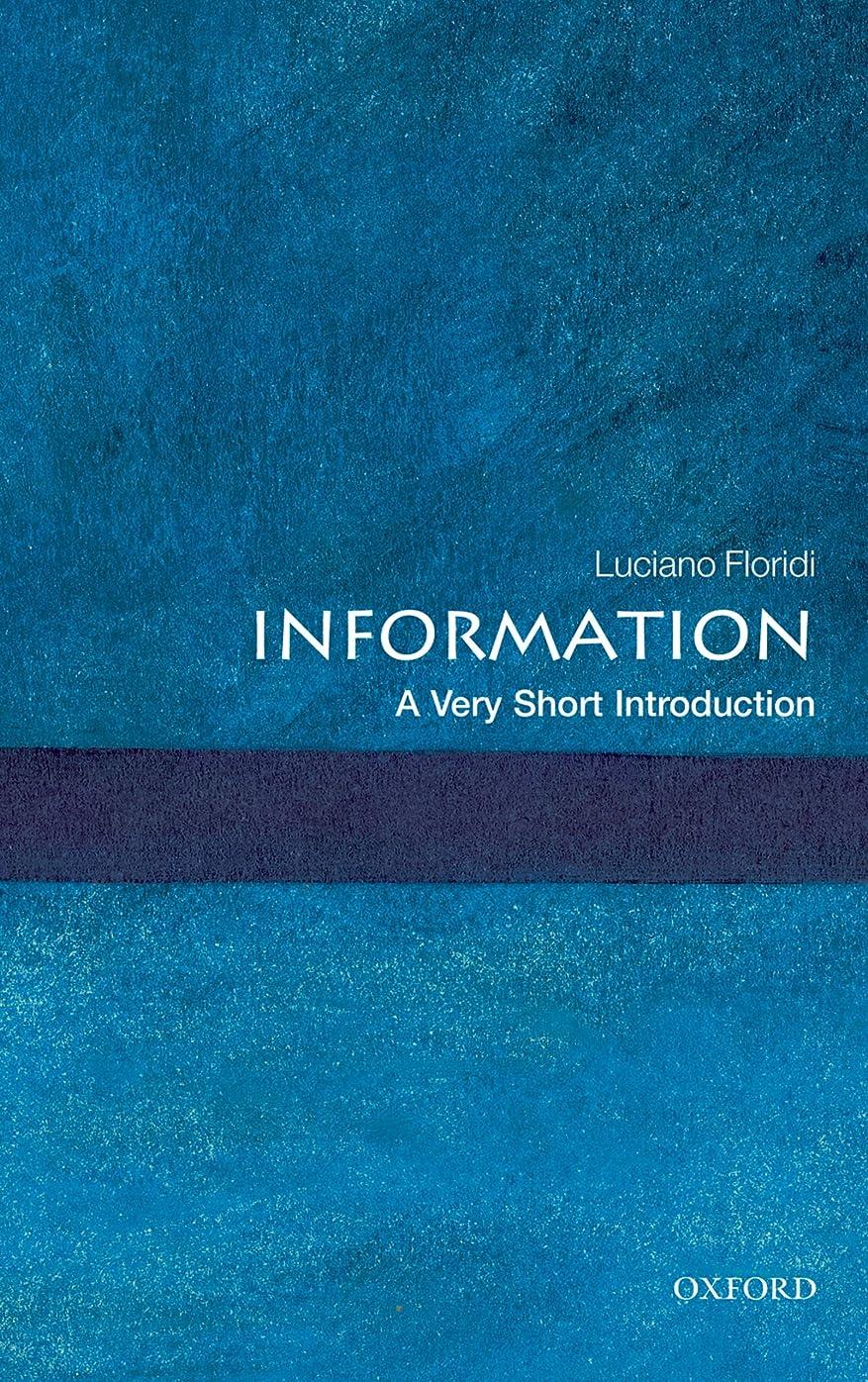 発明する軍艦六分儀Information: A Very Short Introduction (Very Short Introductions) (English Edition)