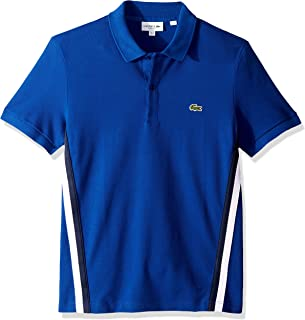 a3ab85fa Lacoste Men's S/S Striped Pique Polo Regular Fit