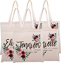 Best tote bags for wedding party Reviews