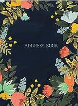 Address Book - Modern Floral Large