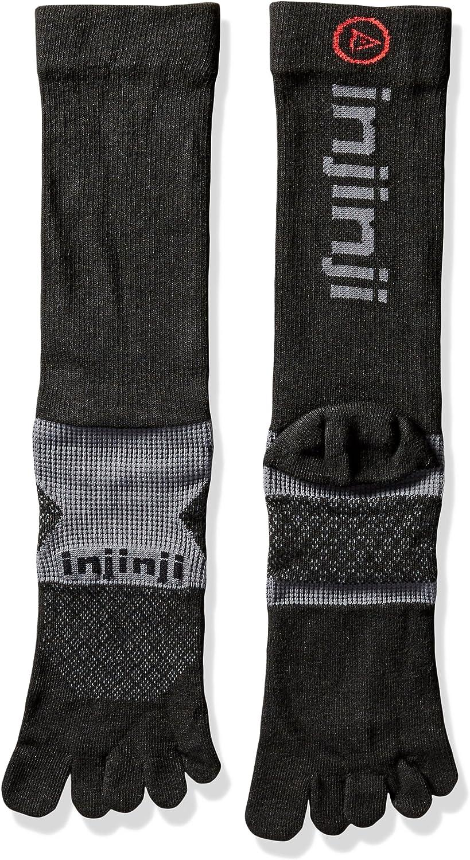 Injinji Multi-Sport Midweight Crew Socks - 243172