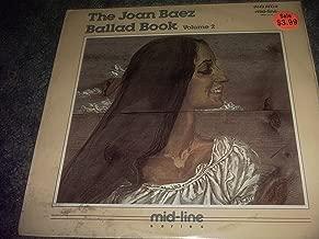 THE Joan Baez Ballad Book Volume 2 Vinyl Lp Record