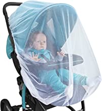 Baby Mosquito Net for Stroller, Car Seat & Bassinet – Premium Infant Bug Protection..