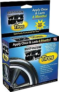 Rust-Oleum TRCAL Wipe New Tires Restore, 2. Fluid_Ounces