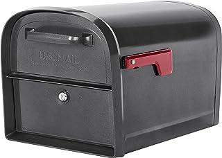 Architectural Mailboxes 6300P-10 Locking Parcel Mailbox, X-Large, Pewter