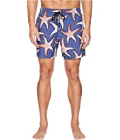 Vilebrequin - Mahina Starfish Art Swim Trunk