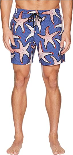 Mahina Starfish Art Swim Trunk