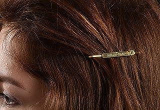 Hair barette handcrafted hair care hair styles