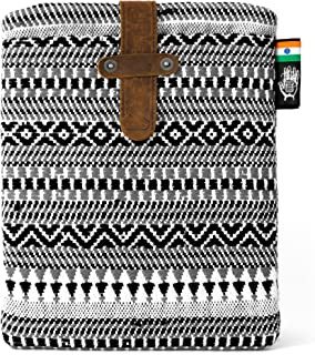 iPad Sleeve / iPad Cover by Ethnotek for iPad 2, iPad Air and similar sized tablets, decorated with hand-crafted fabric from traditional weavers (India 8)