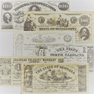 fake confederate currency
