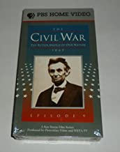 Civil War: Better Angels of Our Nature VHS