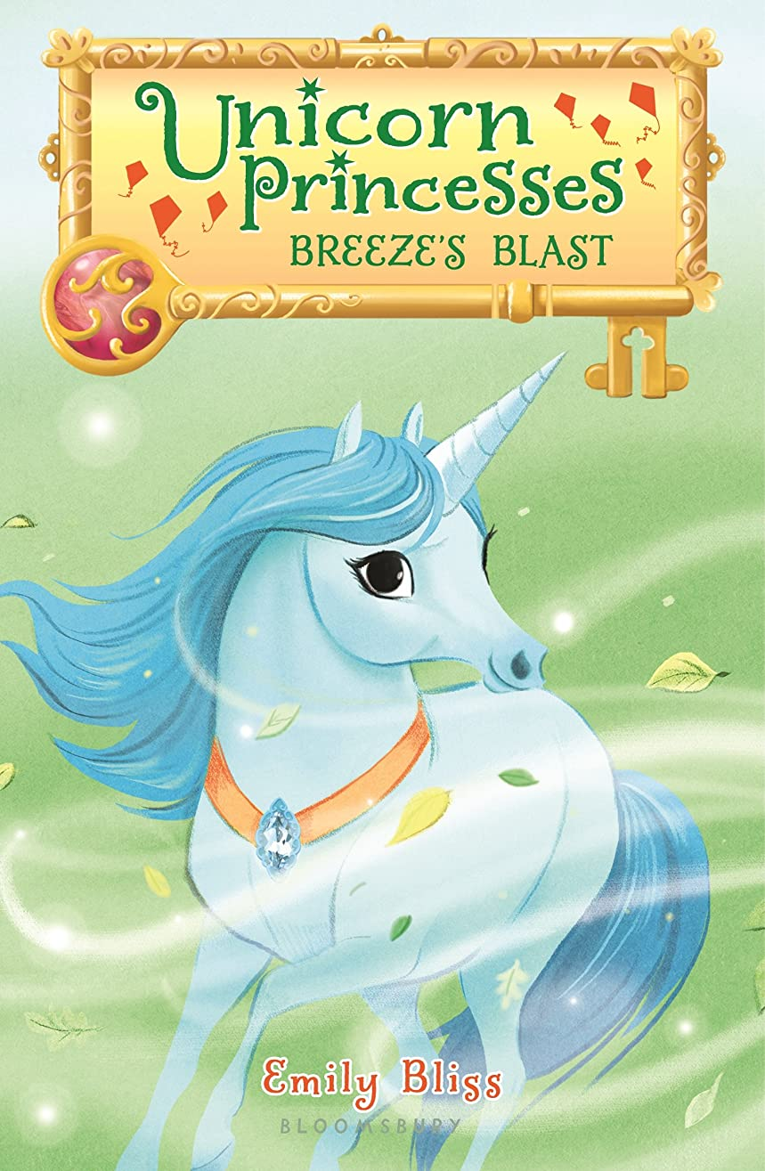 レトルト頭センターUnicorn Princesses 5: Breeze's Blast (English Edition)