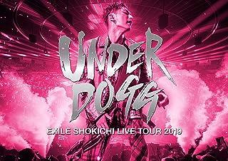 EXILE SHOKICHI LIVE TOUR 2019  UNDERDOGG(Blu-ray Disc2枚組)