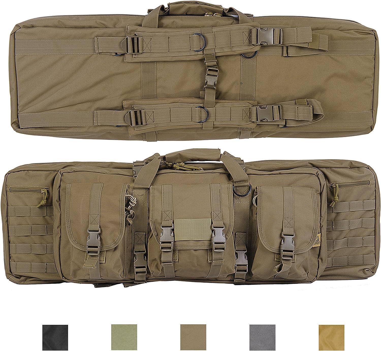 Lancer Tactical 600 Mail order cheap Denier Polyester Soft Genuine Case Double Carbine Ac