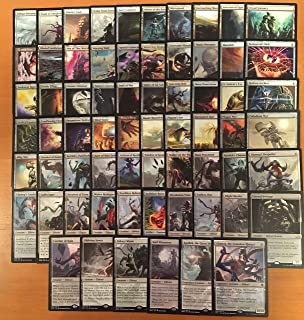 Colorless Eldrazi EDH Deck - Custom Built - Elite - MTG - Commander - 100 Card