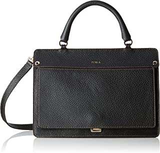 Furla Like Ladies Small Black Onyx Leather Crossbody 981777