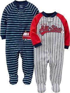 2503fbd2c124 Amazon.com  6-9 mo. - Sleepwear   Robes   Clothing  Clothing