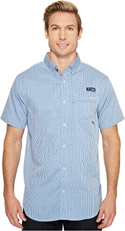 Columbia Super Harborside Slim Fit Short Sleeve Shirt