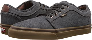 [VANS(バンズ)] メンズスニーカー?靴 Chukka Low (Oxford) Black/Gum 14 (32cm) D - Medium [並行輸入品]