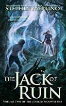 The Jack of Ruin - A New Fantasy Adventure Series Continues (The Unseen Moon Book 2)