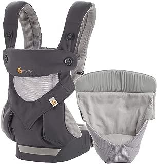 Ergobaby 婴儿背带系列 360 Bundle of Joy 碳灰色