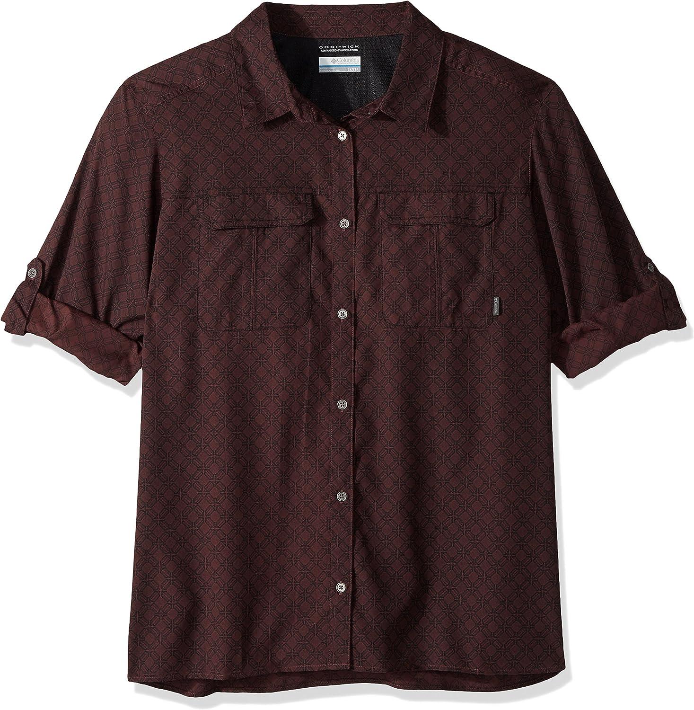 Columbia Pilsner Peak Novelty Long Sleeve Shirt