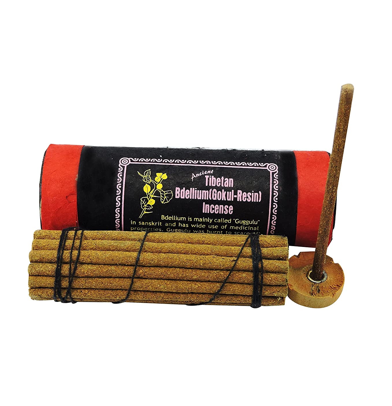 塊分泌する専門Ancient Tibetan Bdellium gokul-樹脂Incense
