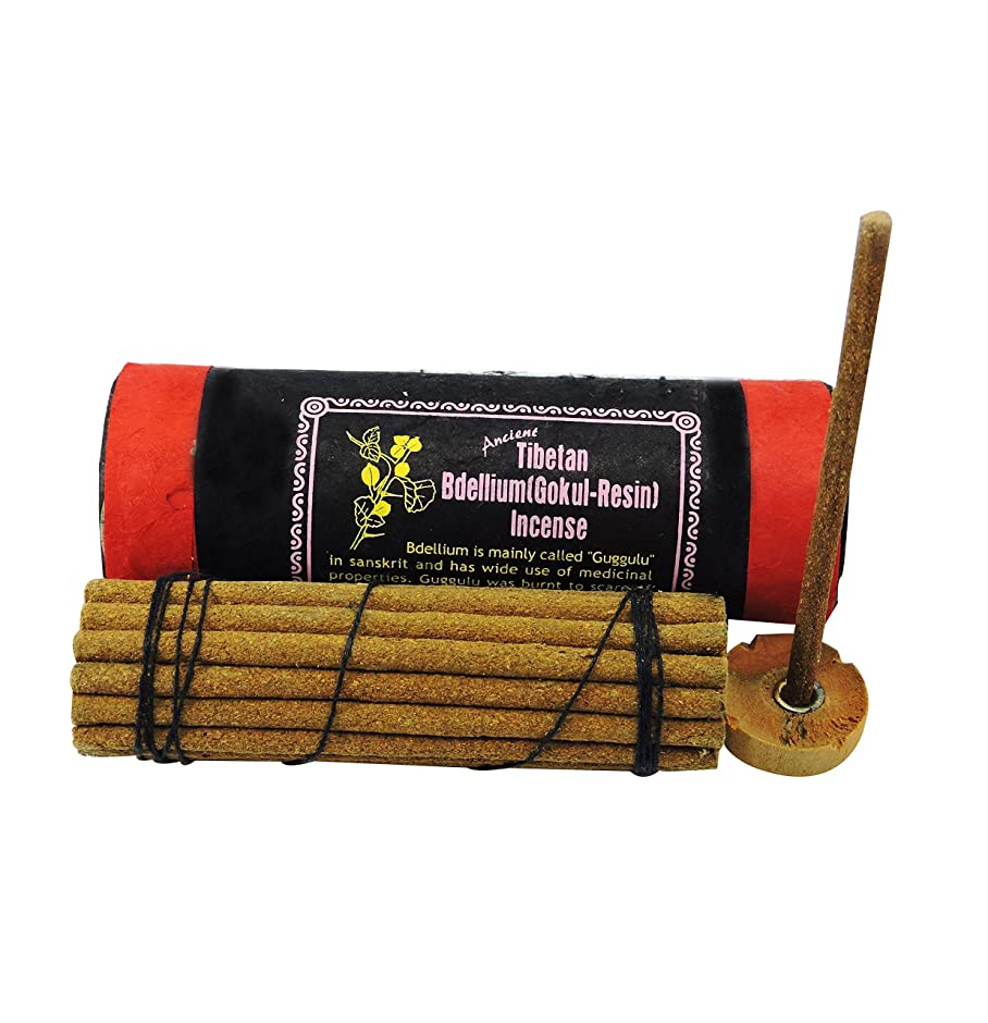 ピジンアルバム模索Ancient Tibetan Bdellium gokul-樹脂Incense