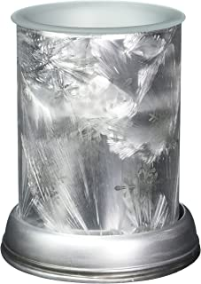 Scentsy Lampshade Warmer (Silver Frost Shade)