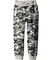 Splendid Littles - French Terry Jogger with Printed Camo (Little Kids)