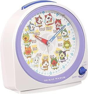 SEIKO CLOCK CQ145W Yo-kai Watch alarm clock