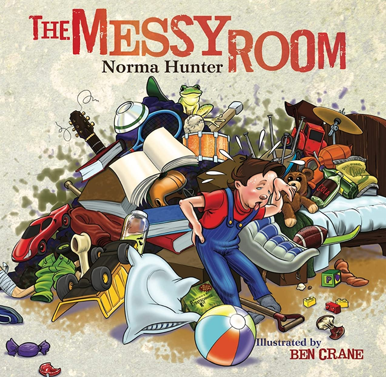 標高ブラインドブロンズThe Messy Room (English Edition)