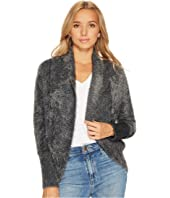 BB Dakota - Sheryl Fuzzy Knit Cocoon Sweater