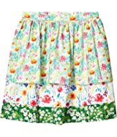 Melissa Wheelchair Friendly Gathered Skirt (Little Kids/Big Kids)