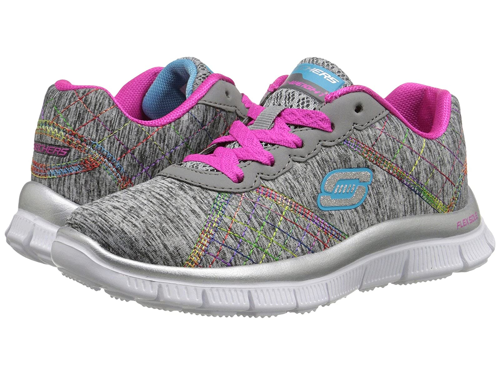 SKECHERS KIDS It's Electric 81863L (Little Kid/Big Kid)Cheap and distinctive eye-catching shoes