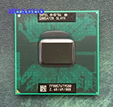 Intel Core 2 Duo T9500 2.6 GHz Dual-Core 6MB Mobile CPU Processor SLAYX FF80576T9500 Socket P