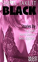 SHE'LL TAKE IT BLACK: Interracial Erotic Story Collection