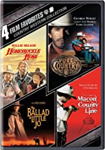 Country Western Collection: (The Ballad of Little Jo / Macon County Line / Pure Country / Honeysuckle Rose)