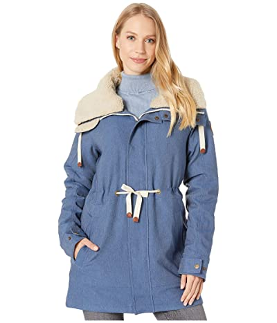 Burton Hazelton Jacket (Light Denim) Women