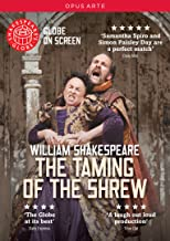 Shakespeare : The Taming of the Shrew Globe on Sc